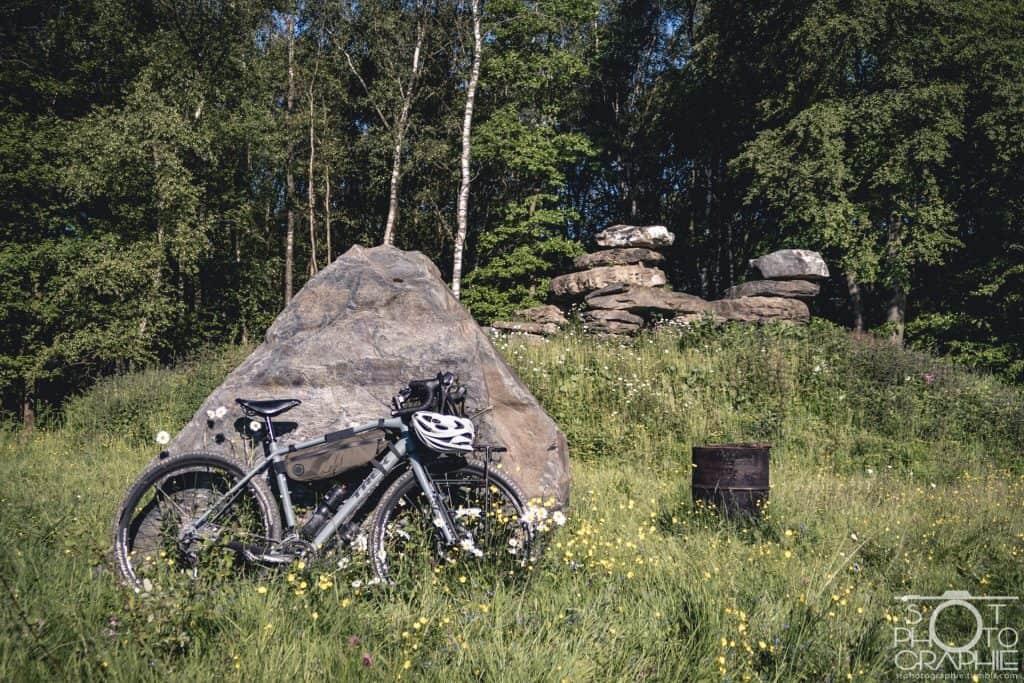 Rando vélo électrique en Ardenne