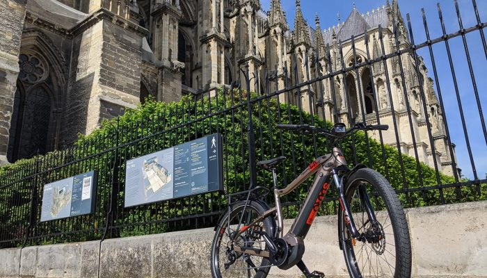 vélo electrique Reims champagne
